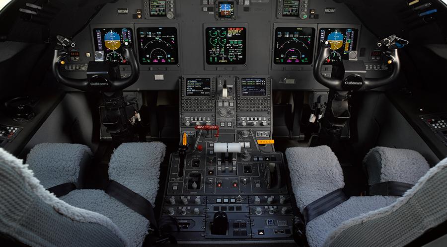 Gulfstream G200 - Jet Speed Aviation